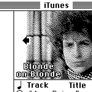 iTunes for Classic Mac